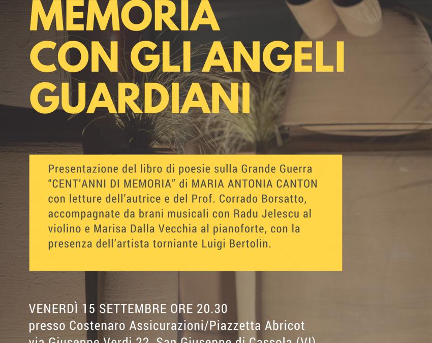 Cent'anni di memoria con gli Angeli Guardiani