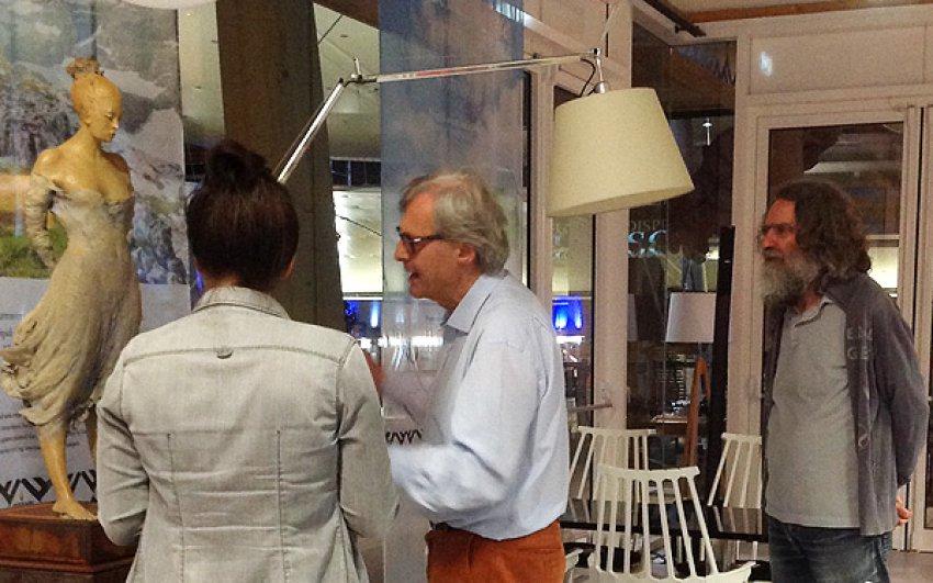 """""""Il Tesoro d'Italia"""" Bonaldi all'Expo 2015"""